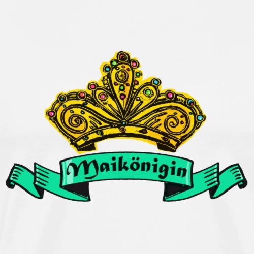 Maikönigin - Männer Premium T-Shirt