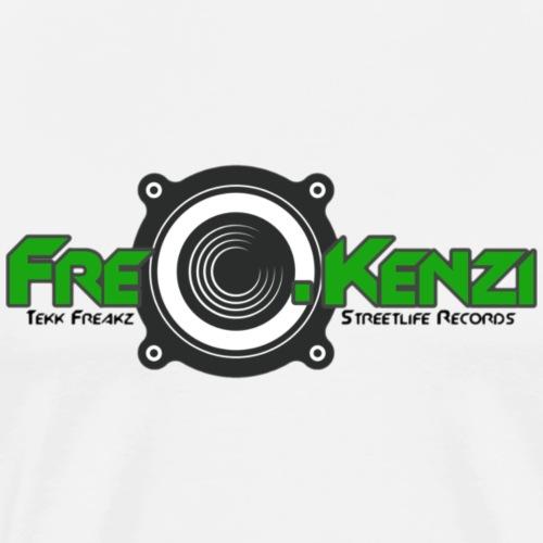 FreQ.Kenzi Logo - Männer Premium T-Shirt