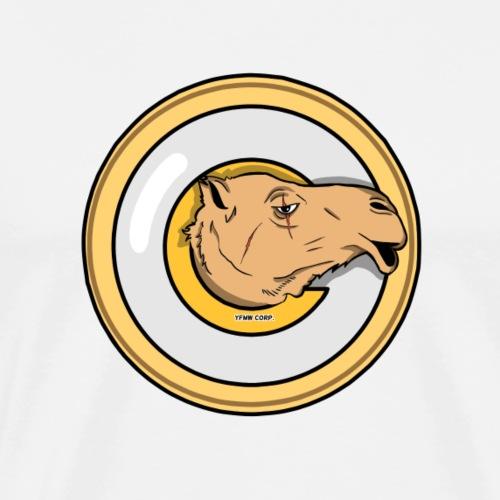 Le Camel coin - T-shirt Premium Homme