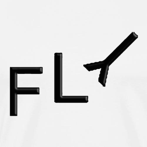 FLY - Camiseta premium hombre