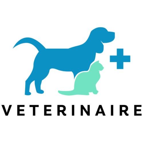 Vétérinaire, un metier qui a son importance - T-shirt Premium Homme