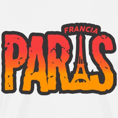 Francia - Camiseta premium hombre