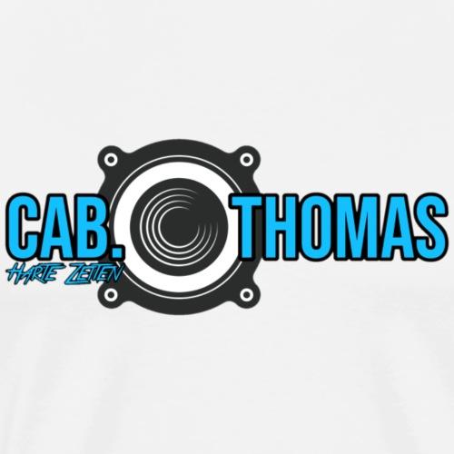 cab.thomas Logo New - Männer Premium T-Shirt