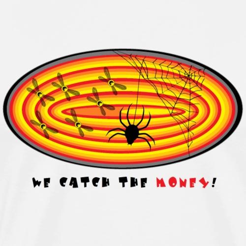 Wimmel Spinne - Männer Premium T-Shirt
