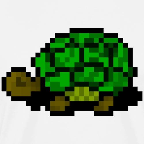 Retro Schildkröte - Männer Premium T-Shirt