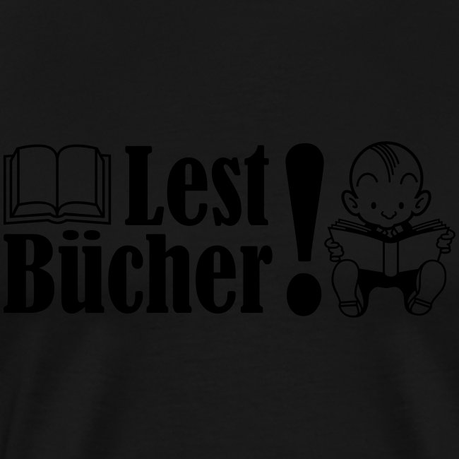 Lest Bücher!