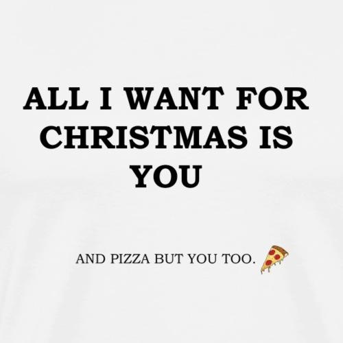 All I Want For Christmas - Männer Premium T-Shirt