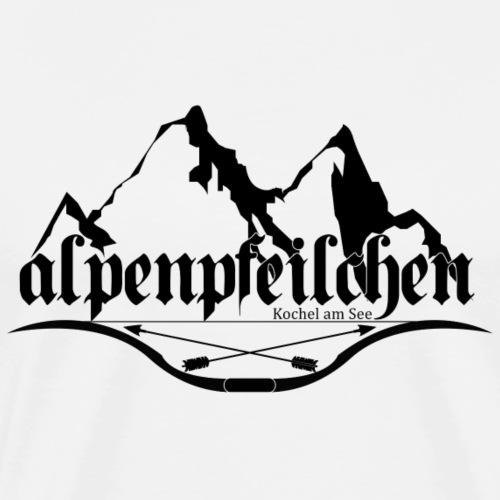 Alpenpfeilchen - Logo