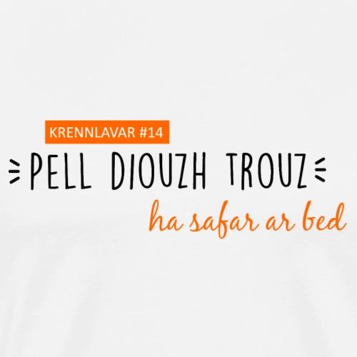 Bretagne - Krennlavar #14 - T-shirt Premium Homme
