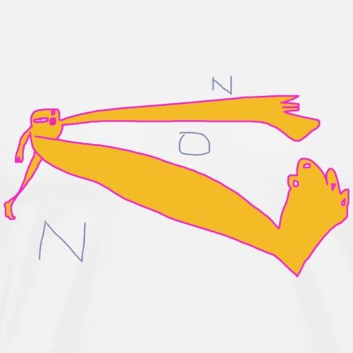 non - T-shirt Premium Homme
