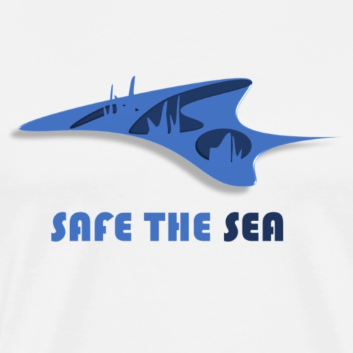 Safe the Sea - Männer Premium T-Shirt