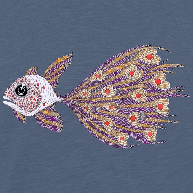 Pesce di cuori