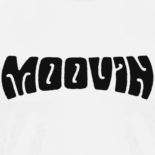 Moovin (Black Label) - Männer Premium T-Shirt