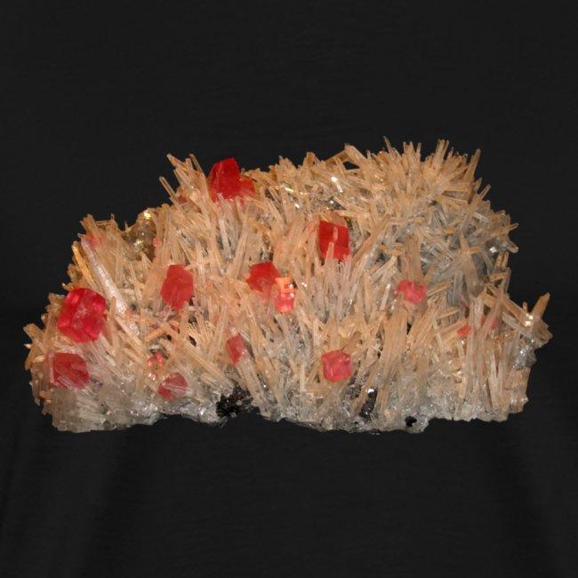 Rhodochrosit Manganspat Rosenspat Mineral Kristall