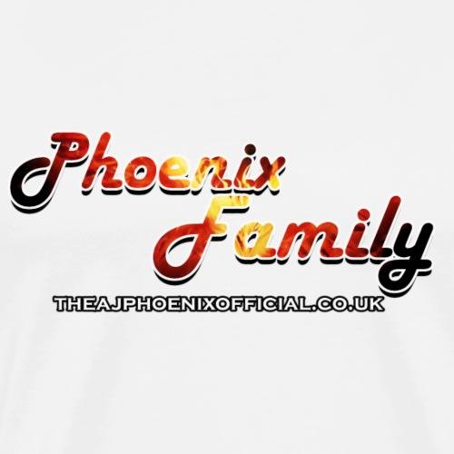 phoenix family - Men's Premium T-Shirt
