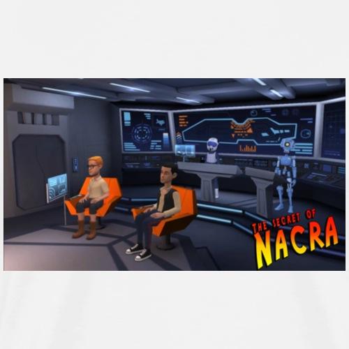 The secret of nacra - SALMONETE BORRACHO - Camiseta premium hombre