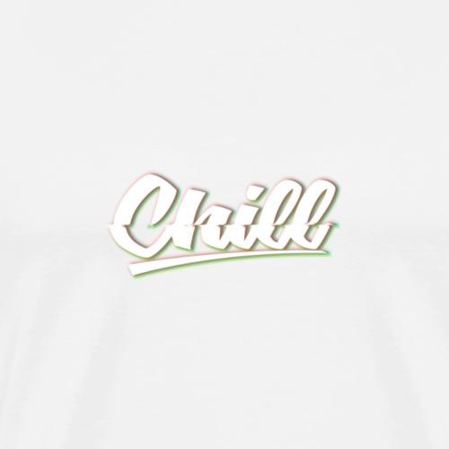 Chill #1 - T-shirt Premium Homme