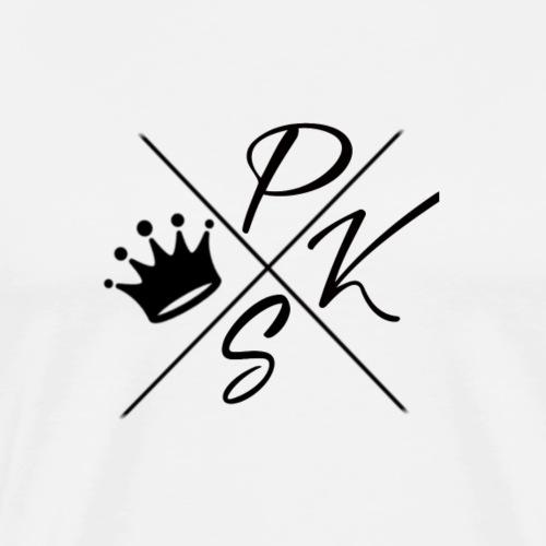 Pks Krone - Männer Premium T-Shirt