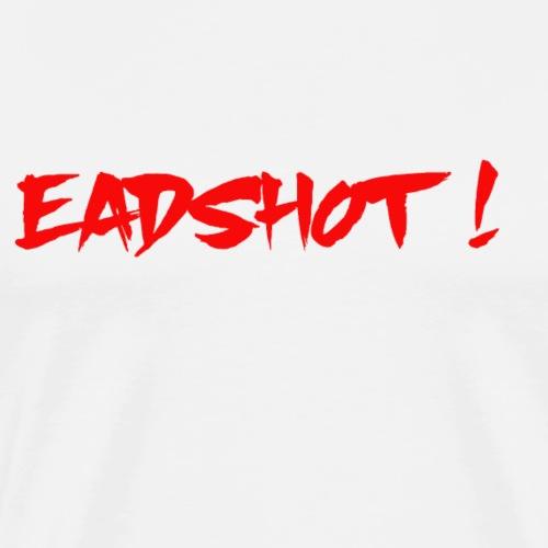 Eadshotred - Männer Premium T-Shirt