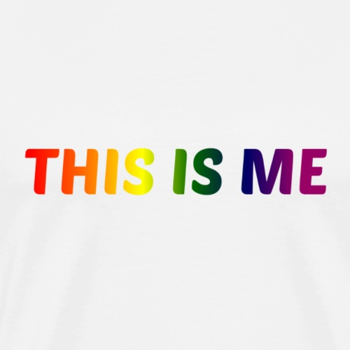 THIS IS ME - Men's Premium T-Shirt
