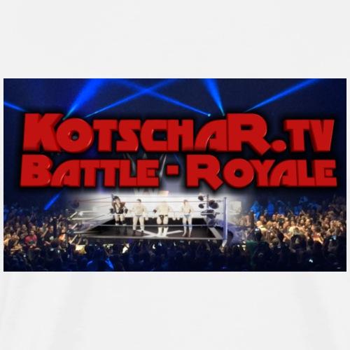 battle Royal - Männer Premium T-Shirt