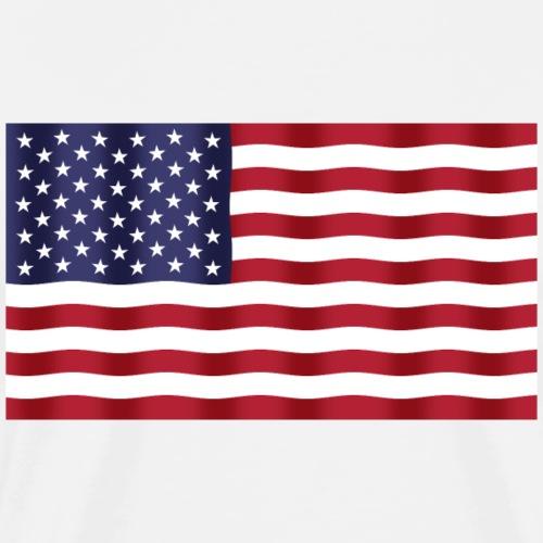United States Flag - Men's Premium T-Shirt