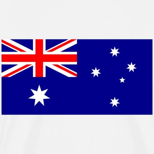 Neeseeland Fahne - Männer Premium T-Shirt