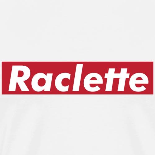 raclette - T-shirt Premium Homme