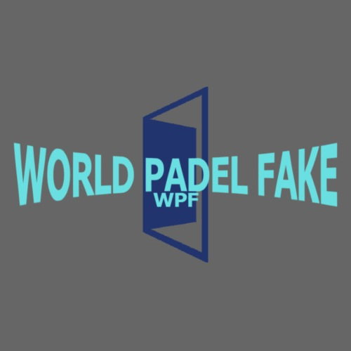 World Padel Fake Original - Camiseta premium hombre