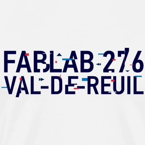 FabLab 276 style FAB14+ - T-shirt Premium Homme