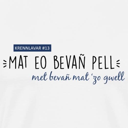 Bretagne - Krennlavar #13 - T-shirt Premium Homme