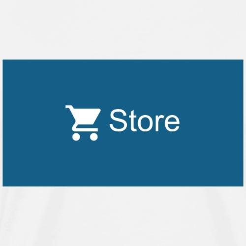 JVC Store 4K - T-shirt Premium Homme