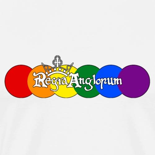 Pride Rounds - Men's Premium T-Shirt