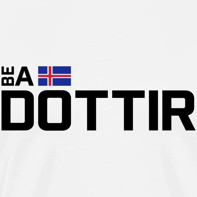 Be a Dottir Horizontal