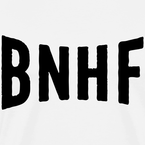 BNHF Fashion - Mannen Premium T-shirt