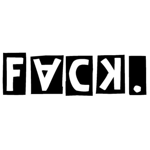 FACK. Officiel - T-shirt Premium Homme