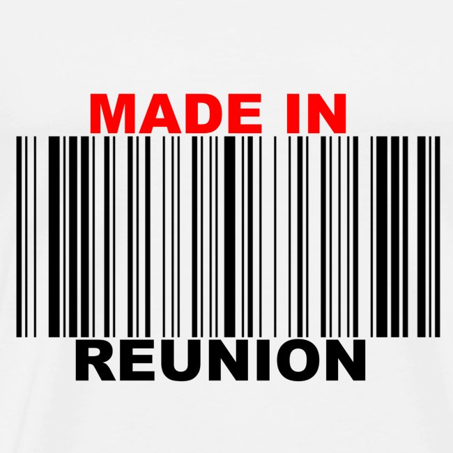 MADE IN REUNION