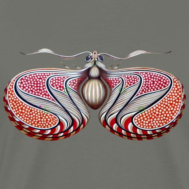 Fibonacci butterfly