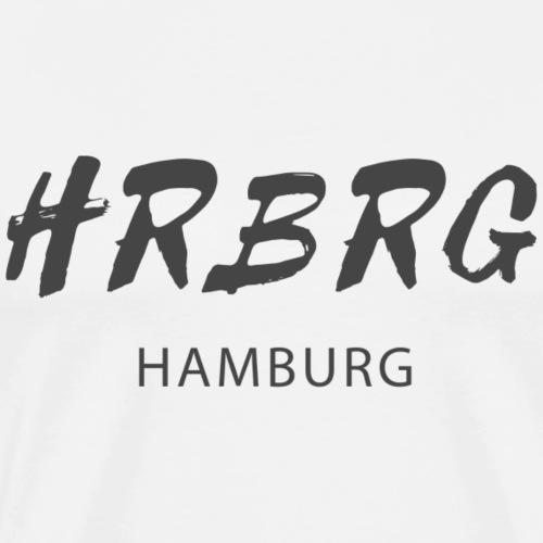 HRBRG - Hamburg Harburg - Männer Premium T-Shirt