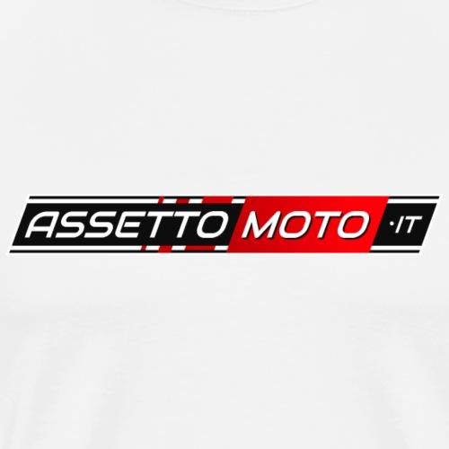 Gadget con Logo Assetto Moto - Maglietta Premium da uomo