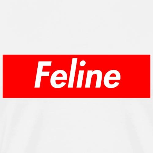FELINE Supmeme - Männer Premium T-Shirt