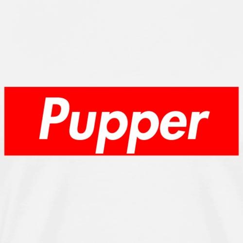 PUPPER Supmeme - Männer Premium T-Shirt