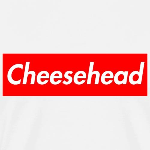 CHEESEHEAD Supmeme - Männer Premium T-Shirt