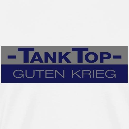 Tanktop V: GK - Männer Premium T-Shirt