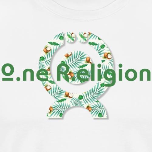 O.ne R.eligion Coco nature - T-shirt Premium Homme