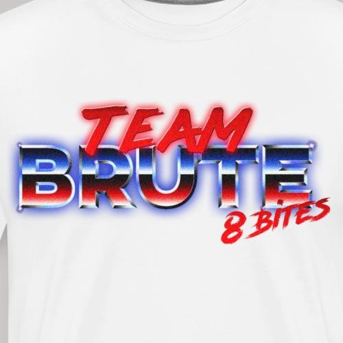Team BRUTE Red - Men's Premium T-Shirt