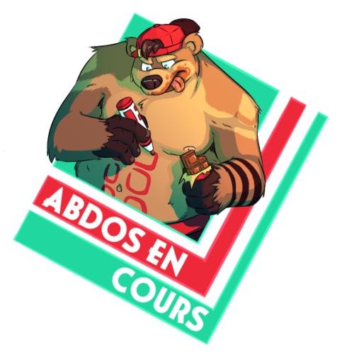 Abdos en cours - T-shirt Premium Homme