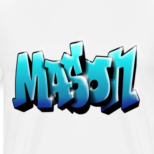 Graffit Mason - T-shirt Premium Homme