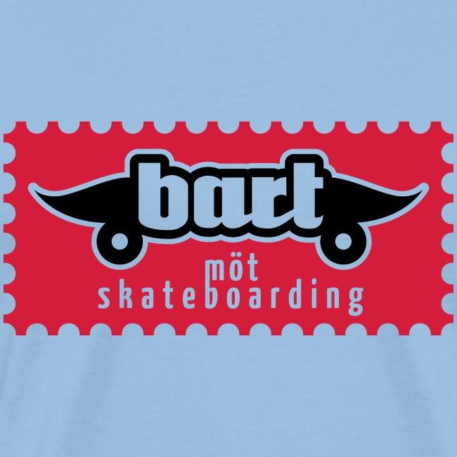 Skateboard mot
