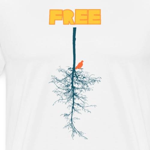 Free - Camiseta premium hombre